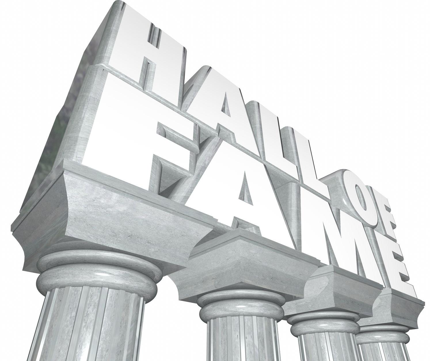Hall of Fame ist eröffnet