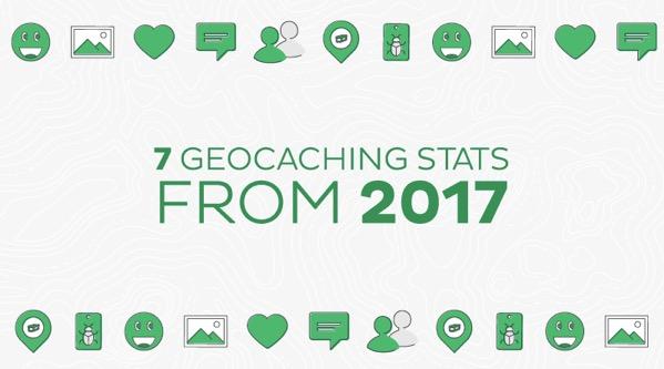 Rückblick auf das Geocacher-Jahr 2017